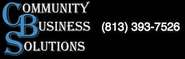 Community Business Solutions LLC Logo